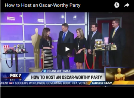 Oscar Party Manners