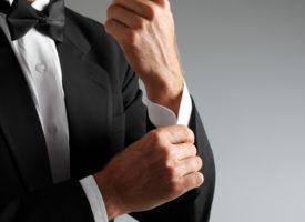Black Tie Even Attire