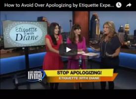 Apology Etiquette