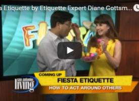 Fiesta Etiquette