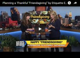 Friendsgiving Etiquette
