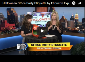 Halloween Office Party Etiquette