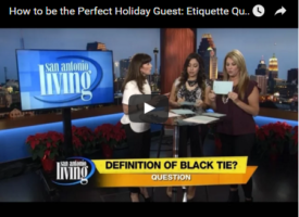 Holiday Guest Etiquette