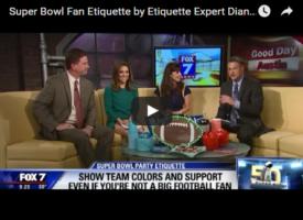 Super Bowl Party Etiquette