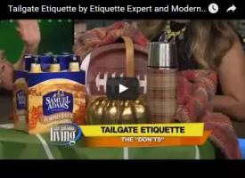 tailgate etiquette