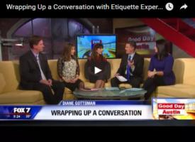 Wrapping Up A Conversation Etiquette