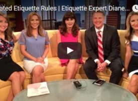 Outdated Etiquette Rules
