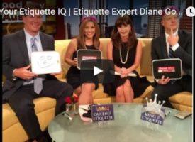 Etiquette IQ Test