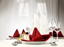 Table Setting Etiquette for Business