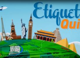 Travel Etiquette Quiz Diane Gottsman