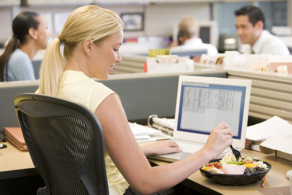 Cubicle Office Etiquette